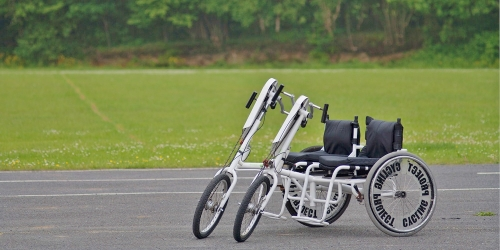 Hand Cycles 2