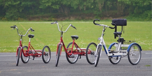 Tricycles and Specialist Tricycles 1