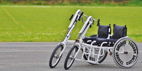 Double Hand Cycle