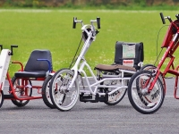 Hand Cycle Line up