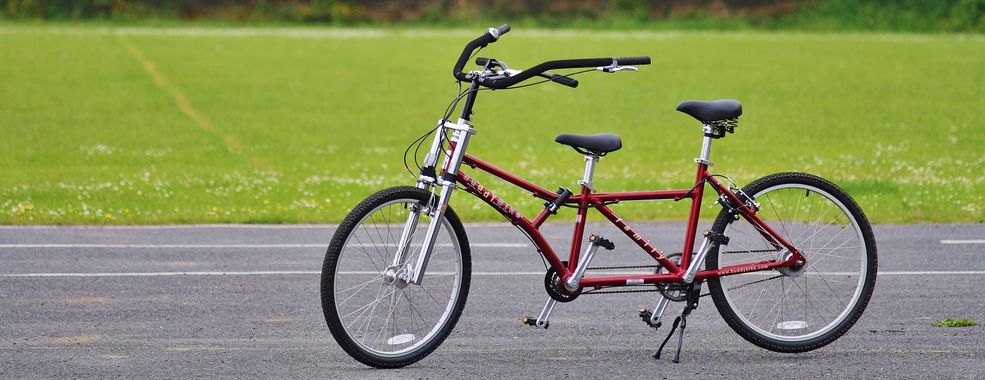 Tandem Cycles Bikeability Wales